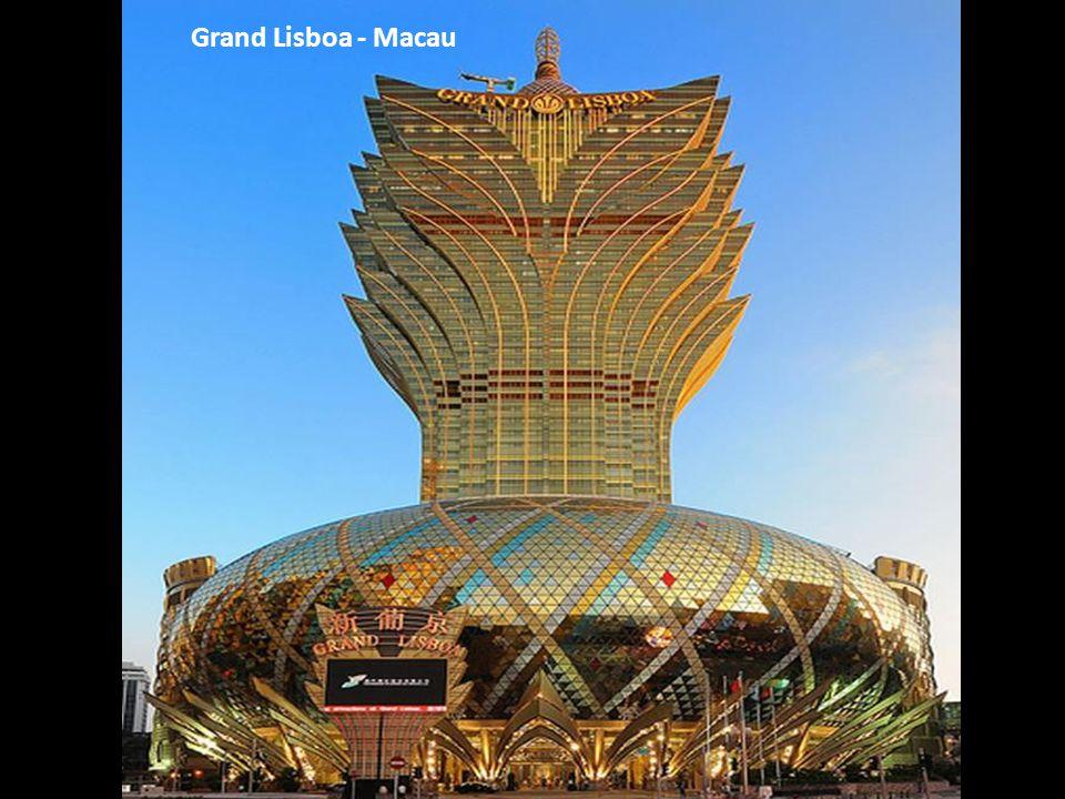 Grand Lisboa - Macau