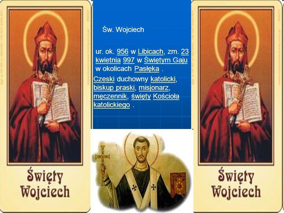 ur.ok. 956 w Libicach, zm.