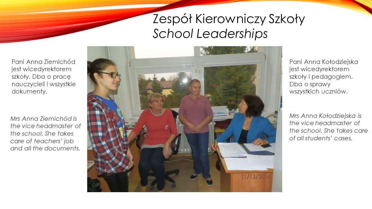 Nauczyciele – Teachers W naszej szkole pracuje 44 nauczycieli.
