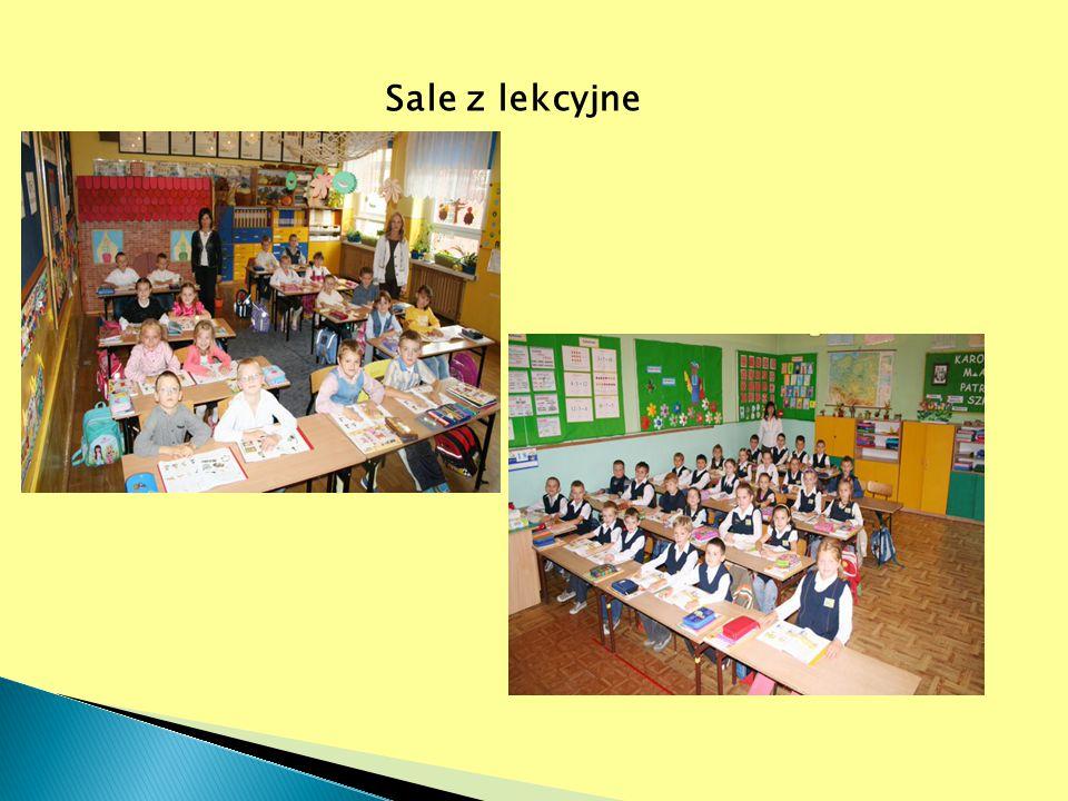Zajęcia w gabinecie pedagoga i sali gimnastyki korekcyjnej