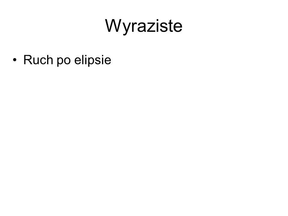 Wyraziste