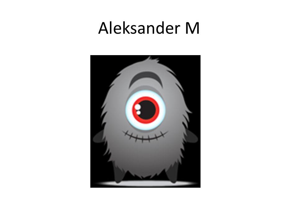 Aleksander M