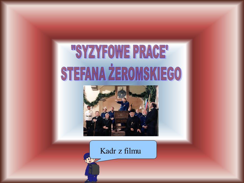 Pan Wiechowski to bohater epizodyczny, nauczyciel w prowincjonalnej szkole w Owczarach, gdzie Marcinek rozpoczął swoją edukację.