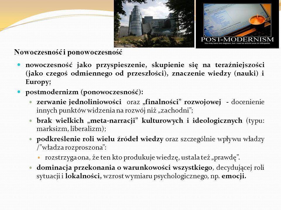 """Podsumowanie teza Webera; nowoczesność i jej rozumienie; krytyka nowoczesności; główne tematy klasycznej socjologii; dyskusja o """"po-nowoczesności – społeczeństwo ponowoczesne; globalizacja i społeczeństwo globalne; Anthony Giddens - koncepcja """"późnej nowoczesności ; Ulrich Beck - globalizacja a ryzyko (""""społeczeństwo ryzyka ); Manuel Castells - społeczeństwo """"sieci (""""sieciowe ); Zygmunt Bauman – koncepcja """"płynnej nowoczesności (""""późnej nowoczesności )."""