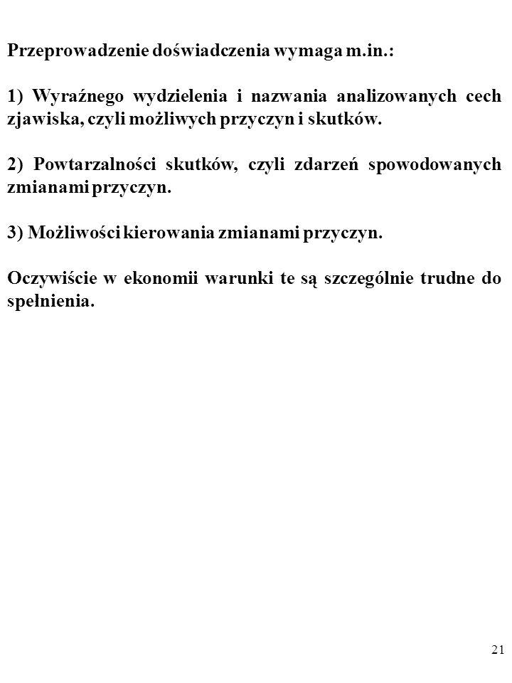 """20 DYGRESJA CD. 3. Kanon """"jedynej zgodności i jedynej różnicy"""" (ang. Joint Method of Agreement and Difference). Stosujemy jednocześnie metody (1) i (2"""