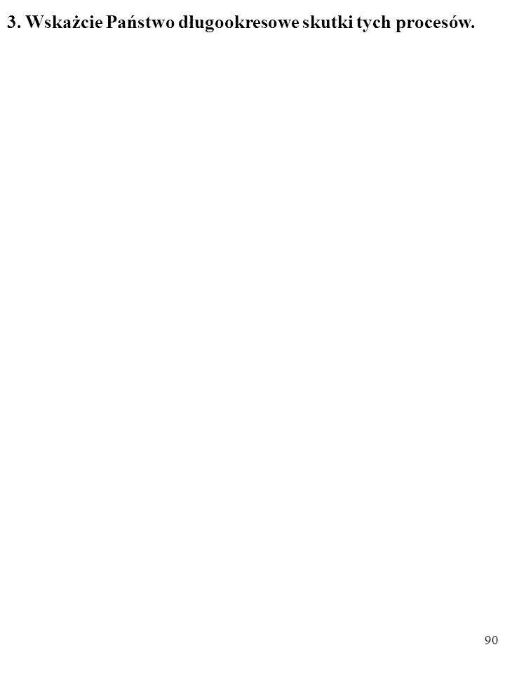 89 1. Co Państwo sądzicie o opisanych przez Jana Rafę wydarze- niach z historii ekonomii w Polsce po 1945 roku? W szczegól- ności, co te wydarzenia ma
