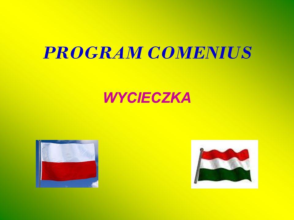 PROGRAM COMENIUS WYCIECZKA