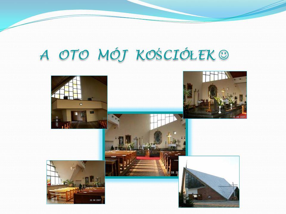 Pierwszy kościół p.w.św. Marcina wzmiankowany w 1416 r.