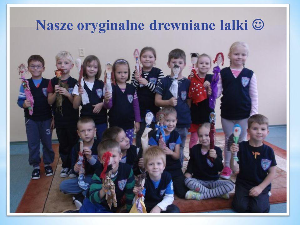 Nasze oryginalne drewniane lalki