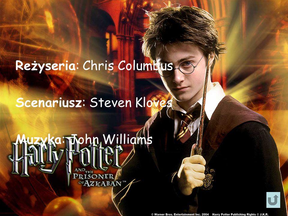Reżyseria: Chris Columbus Scenariusz: Steven Kloves Muzyka: John Williams
