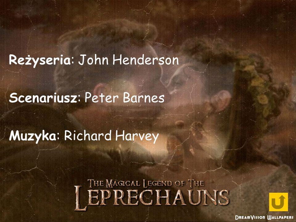 Reżyseria: John Henderson Scenariusz: Peter Barnes Muzyka: Richard Harvey