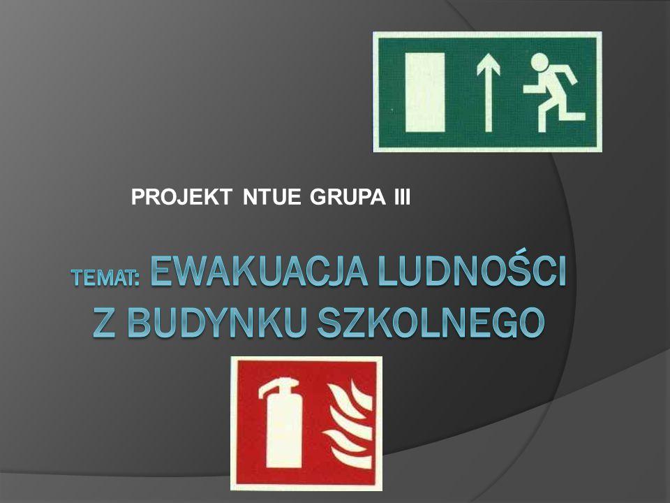 PROJEKT NTUE GRUPA III