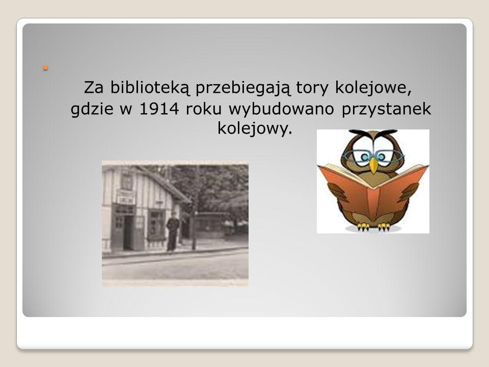 1957 rok - powstała Gromadzka Biblioteka Publiczna w Zemborzycach