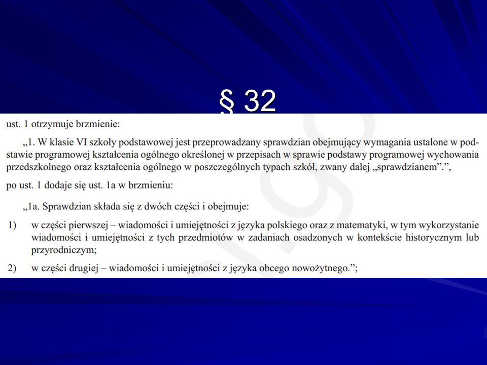 § 32 § 32