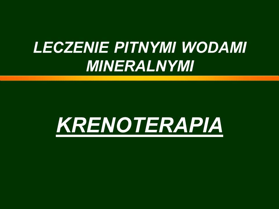 Lp.Nazwa handlowa wody Miejsce eksploatacji wody Typ wody 13.MuszyniankaMuszyna Woda mineralna 14.