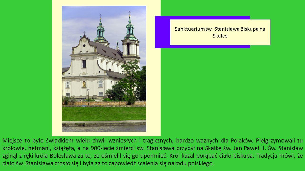 Miejsce to było świadkiem wielu chwil wzniosłych i tragicznych, bardzo ważnych dla Polaków. Pielgrzymowali tu królowie, hetmani, książęta, a na 900-le