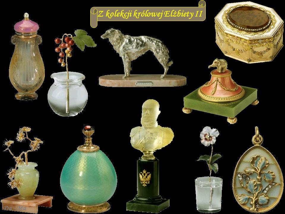 Da - Ma Z kolekcji królowej Elżbiety II Dzwonki (na służbę), pieczęcie