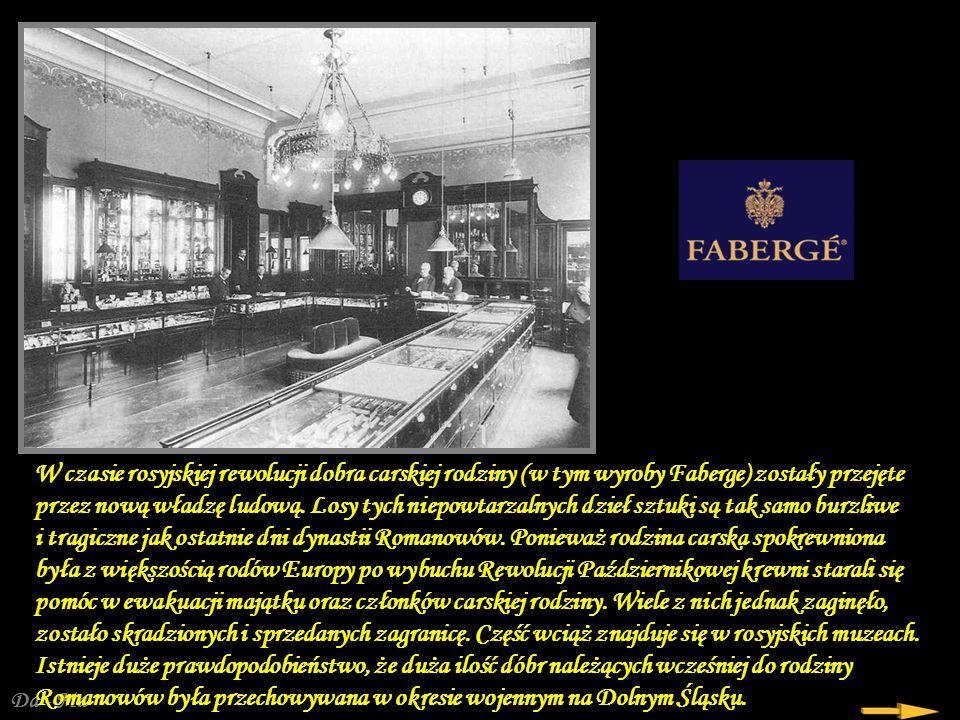 Peter Carl Faberge urodził się w 1846 roku w rodzinie osiadłego w Sankt Petersburgu jubilera.