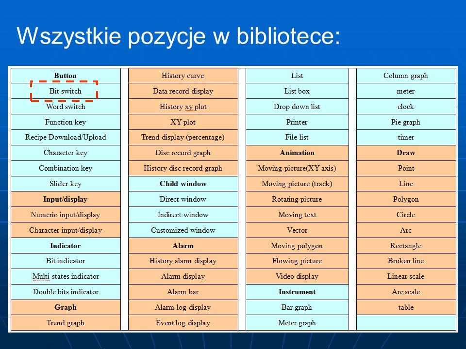 Wszystkie pozycje w bibliotece: