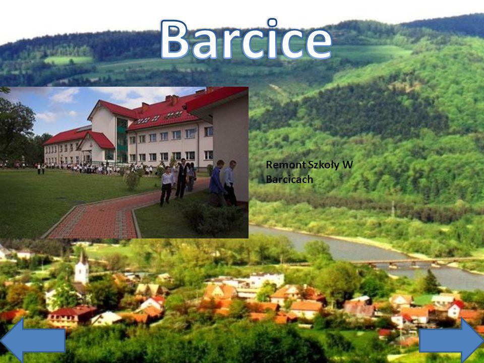Remont Szkoły W Barcicach