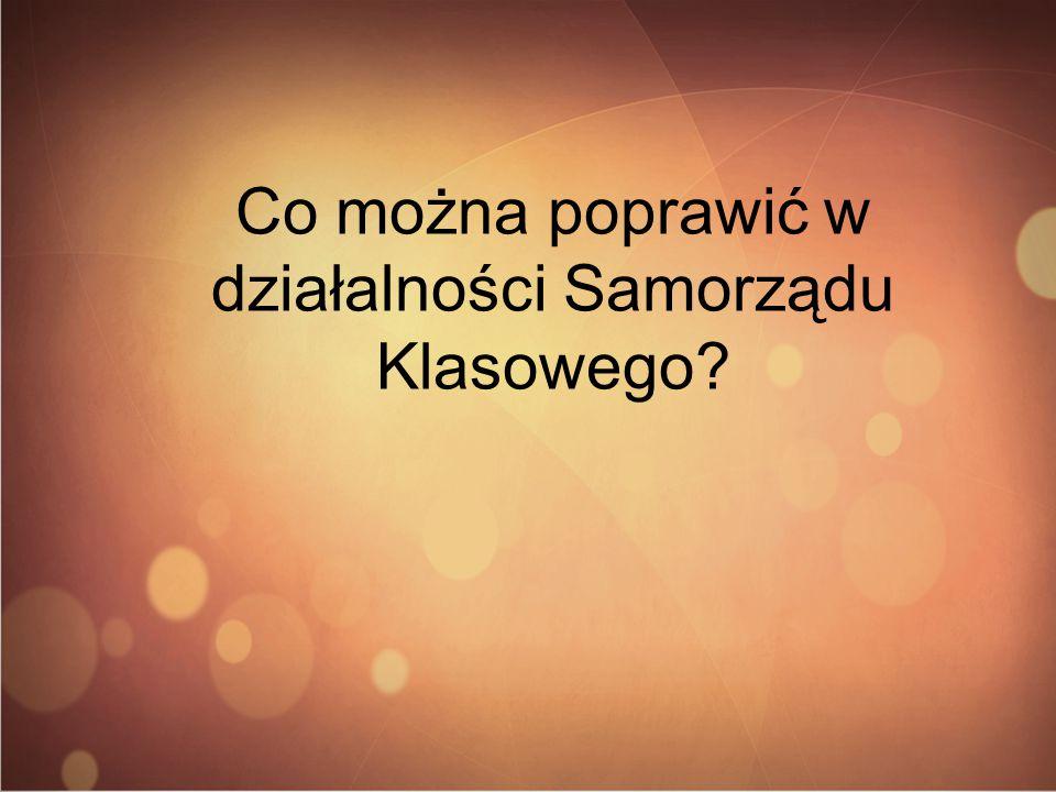 Prosimy o szczere odpowiedzi :)