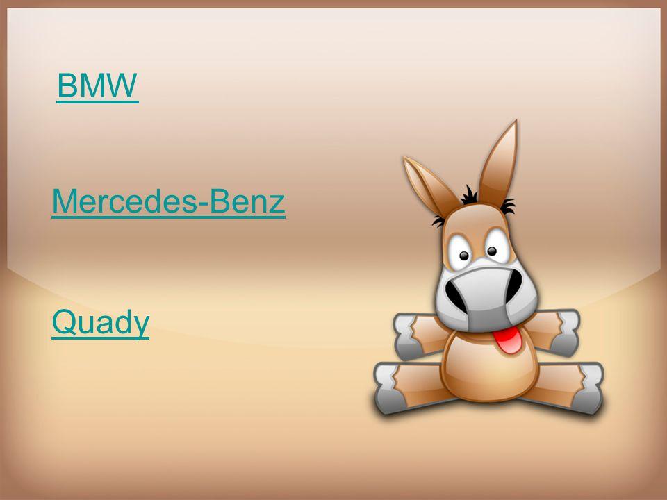 BMW Mercedes-Benz Quady