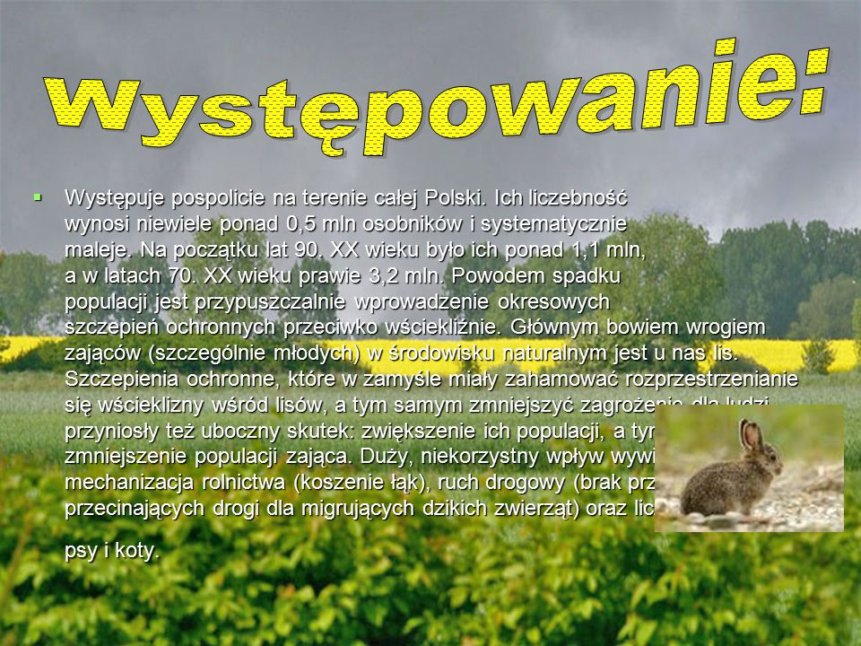  Występuje pospolicie na terenie całej Polski.
