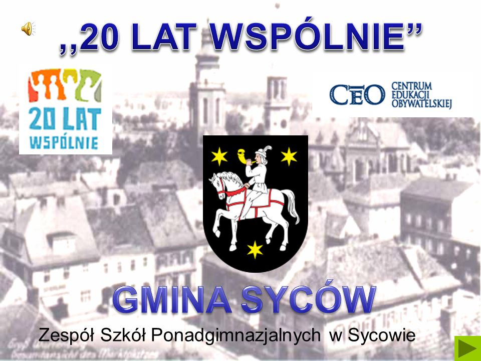 Zespół Szkół Ponadgimnazjalnych w Sycowie