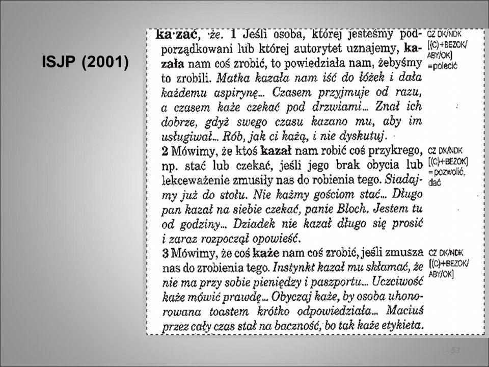 –53 ISJP (2001)