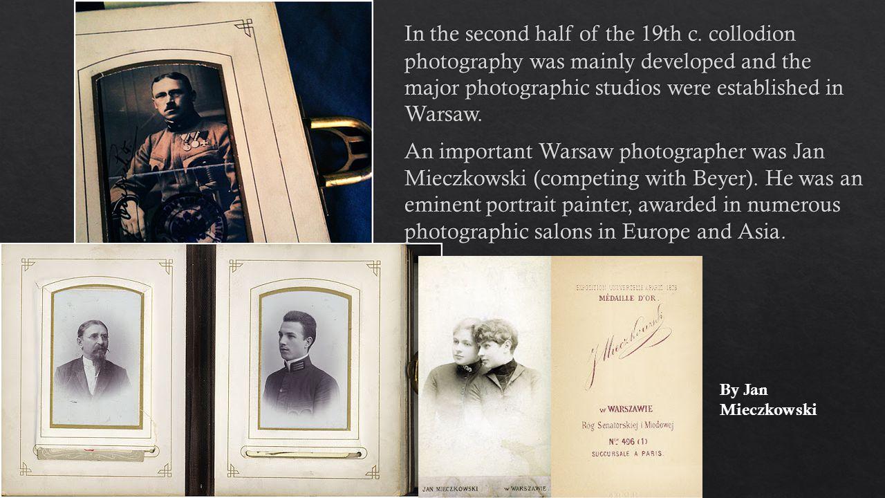 Konrad Brandel Photos of Warsaw by Brandel