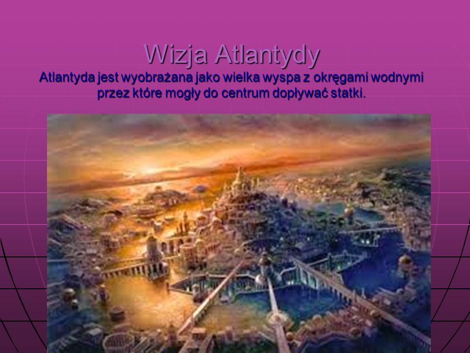 Mit o Atlantydzie Według ludzi kiedyś jeszcze przed Platonem istniał ląd nad oceanem Atlantyckim zwanym Atlantydą. Twierdzą oni, że ten kraj był ideal
