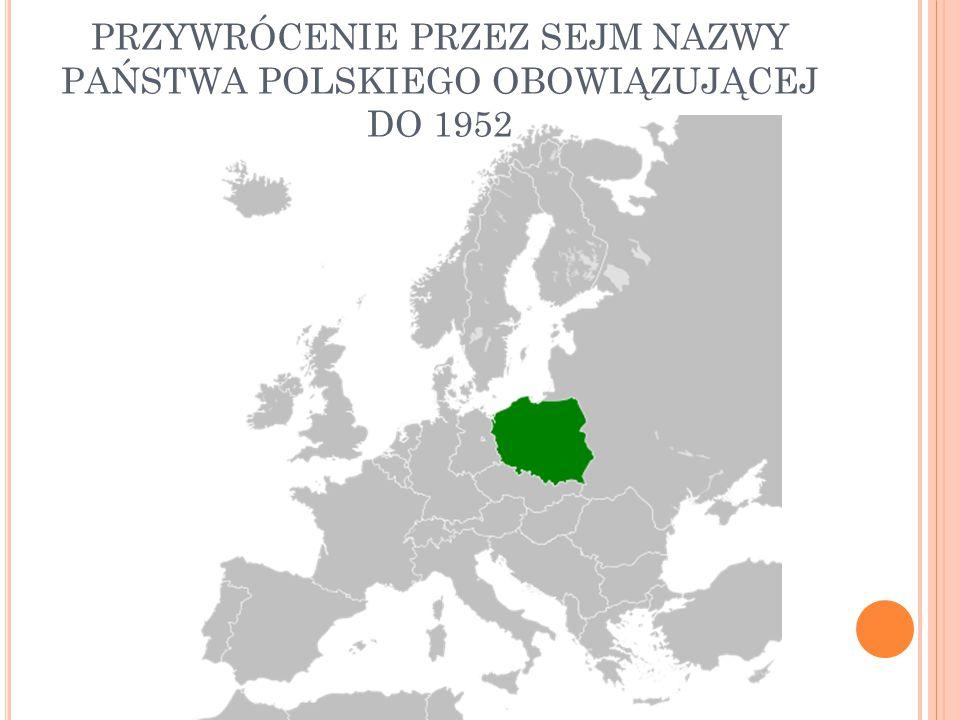 POLSKA CZŁONKIEM NATO