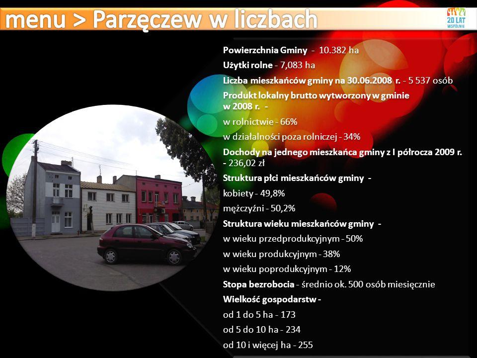 Historia miejscowości gminnej sięga XI wieku.