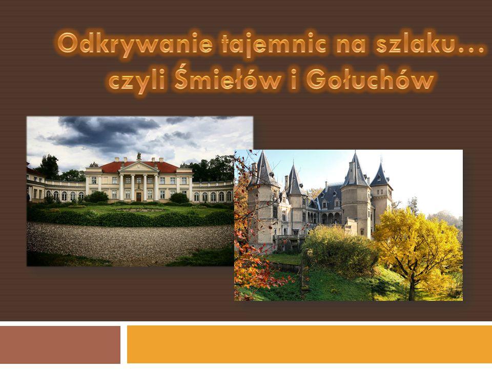 Śmiełów - miejsce, gdzie znajduje się muzeum Adama Mickiewicza.