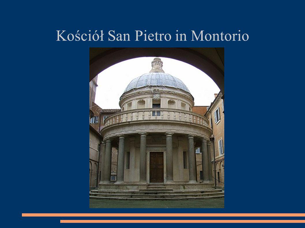 Kościół San Pietro in Montorio