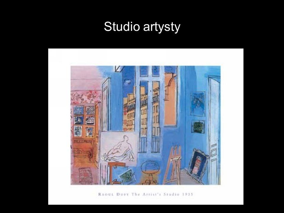 Studio artysty