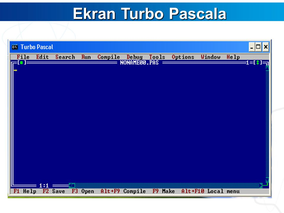 Pascal – nowy język programowania Twórcą języka Pascal jest Nikolaus Writh, który w 1971 roku opublikował pierwszy raport będący szczegółowym, formaln