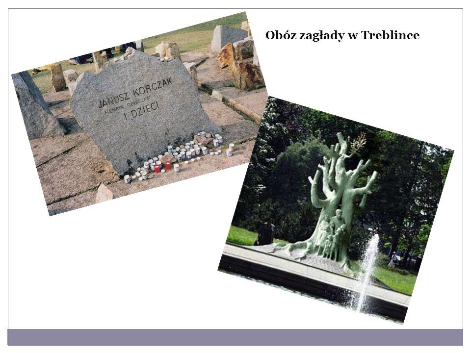Obóz zagłady w Treblince