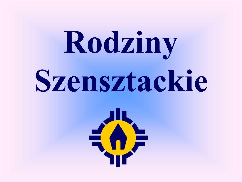 Rodziny Szensztackie