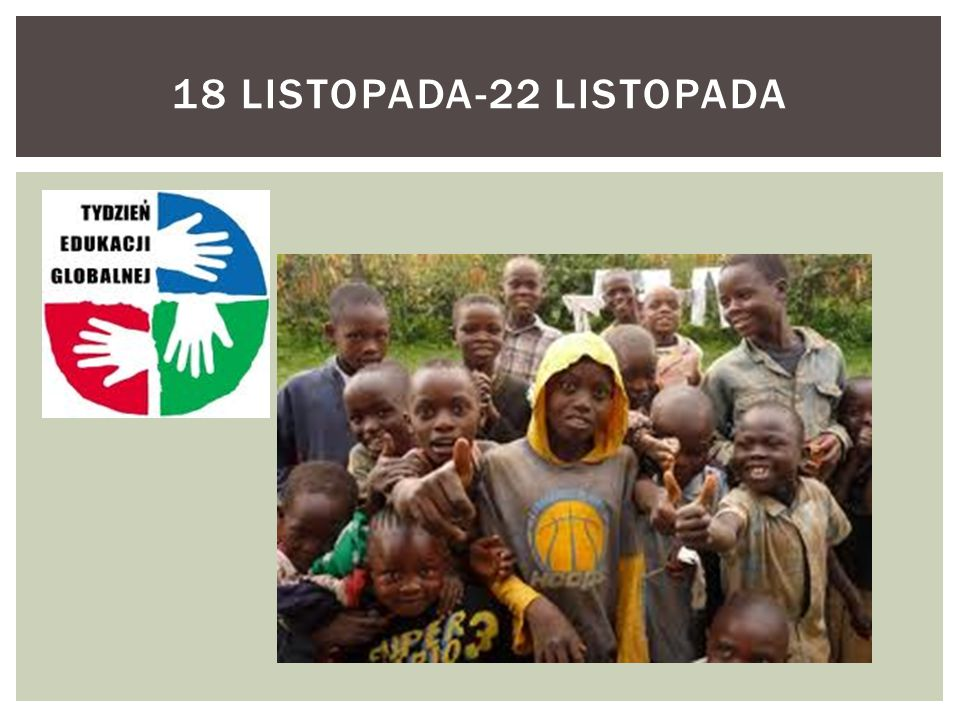 18 LISTOPADA-22 LISTOPADA