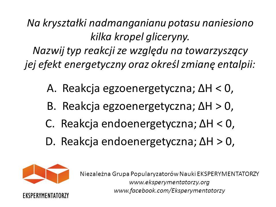 Glicerol Niezależna Grupa Popularyzatorów Nauki EKSPERYMENTATORZY www.eksperymentatorzy.org www.facebook.com/Eksperymentatorzy
