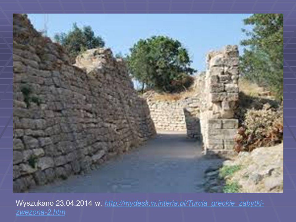 Wyszukano 23.04.2014 w: http://mydesk.w.interia.pl/Turcja_greckie_zabytki- zwezona-2.htmhttp://mydesk.w.interia.pl/Turcja_greckie_zabytki- zwezona-2.h