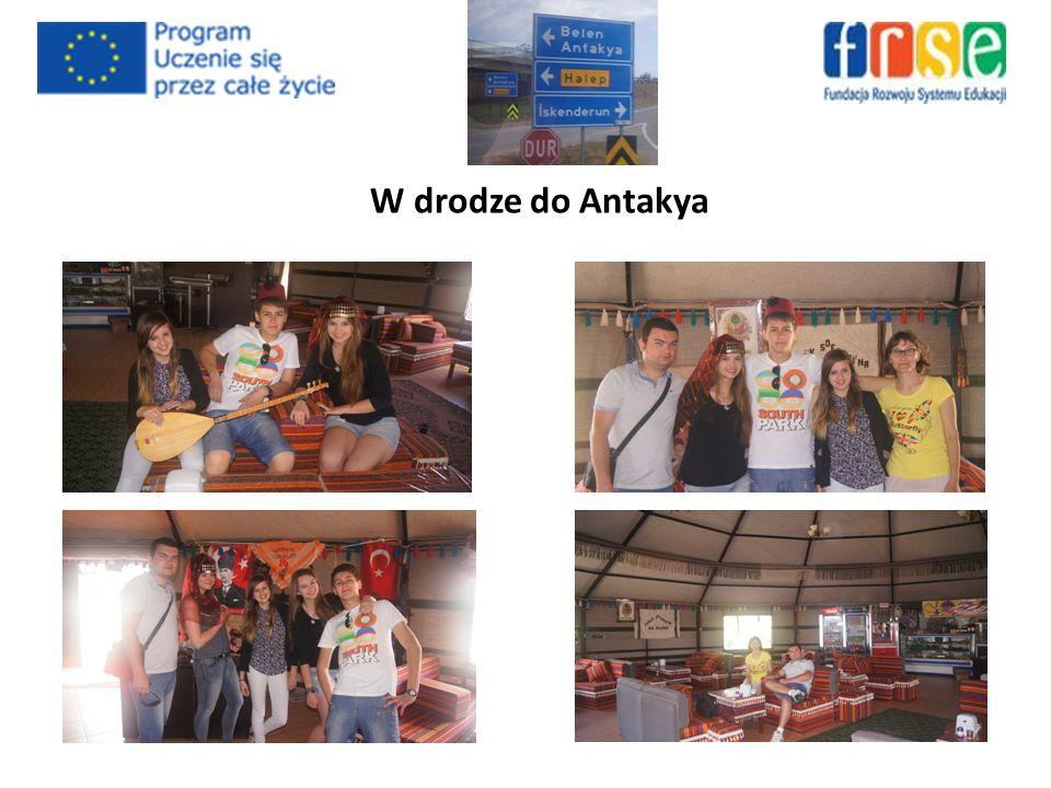 W drodze do Antakya