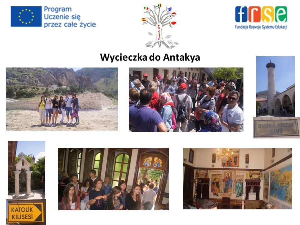 Wycieczka do Antakya