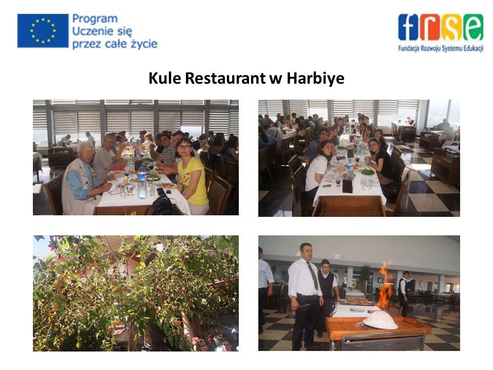 Kule Restaurant w Harbiye