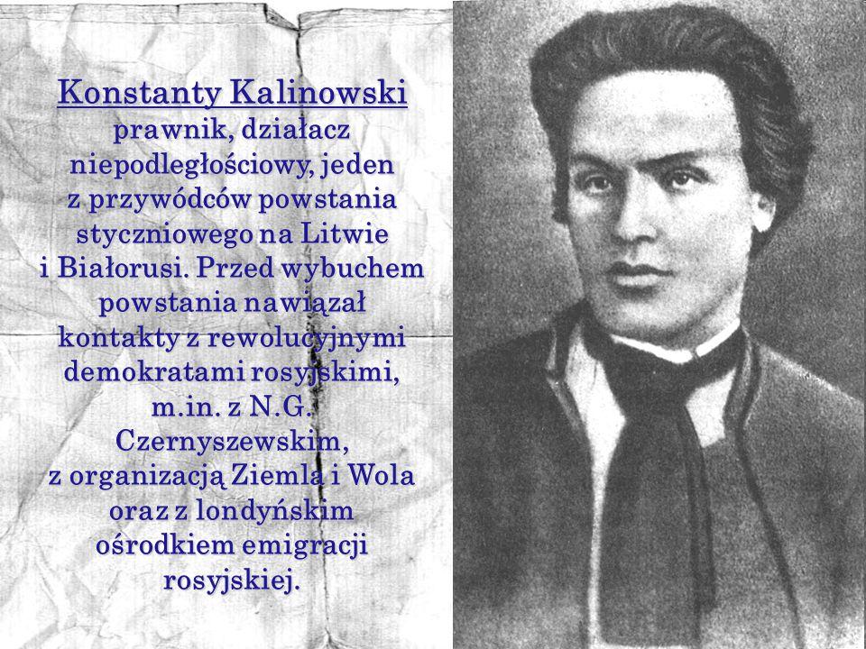 Pod koniec 1863 Wróblewskiemu wyznaczono nowe zadanie - miał koordynować działania dogasającej insurekcji na Lubelszczyźnie i Podlasiu. Na początku st