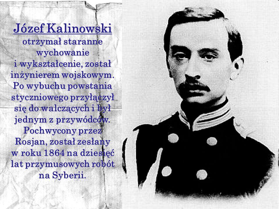 Prowadził agitację na rzecz powstania wśród chłopów białoruskich, m.in.