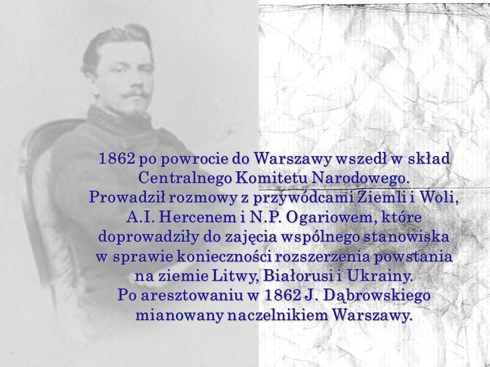 Zygmunt Padlewski generał, działacz niepodległościowy, absolwent Akademii Artylerii w Petersburgu.