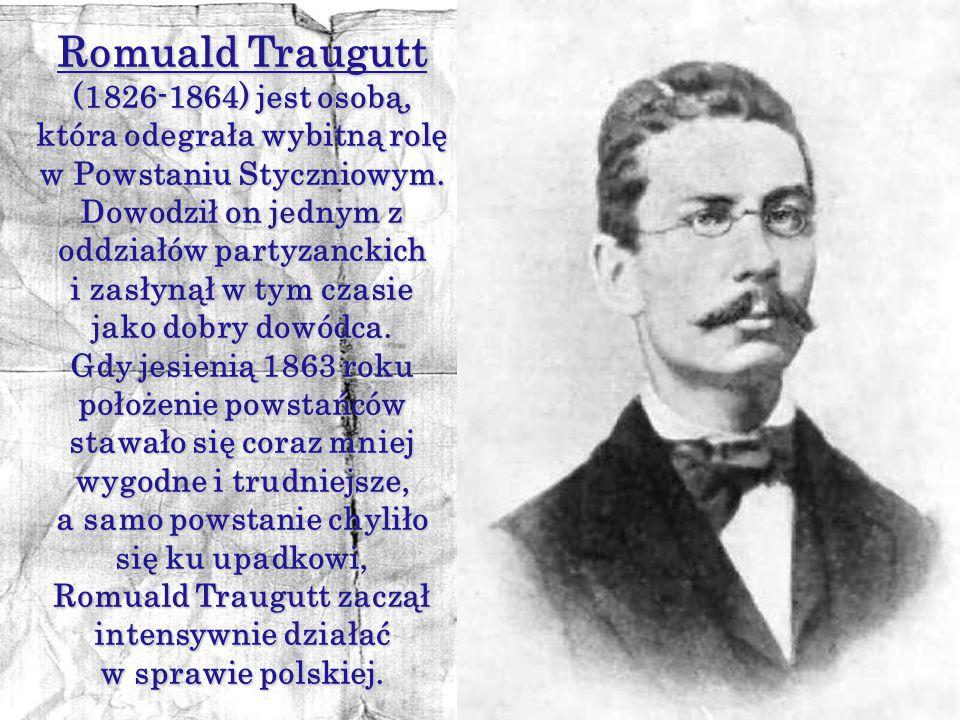Opracował plan strategiczny powstania, który jednak nie był realizowany. Walczył na terenie Puszczy Kurpiowskiej, odnosząc zwycięstwa w potyczkach pod
