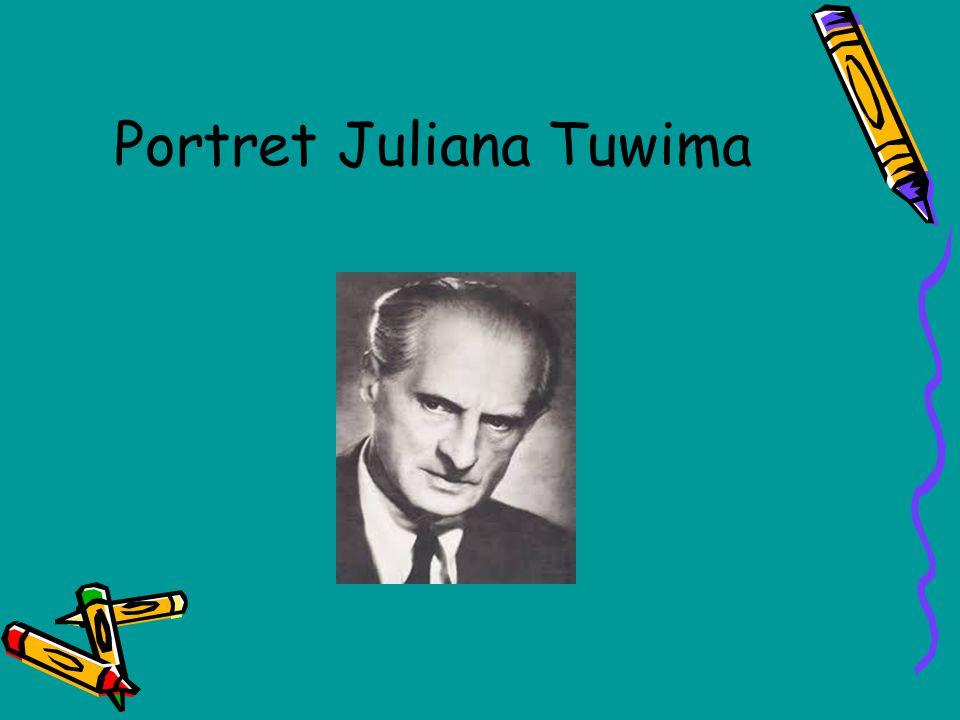 Portret Juliana Tuwima